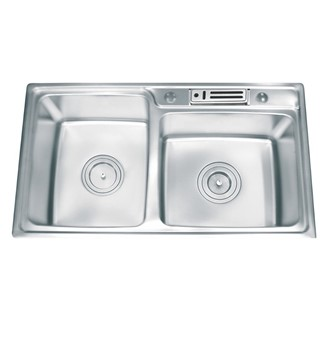 Chậu rửa chén EROWIN D8447V SUS304