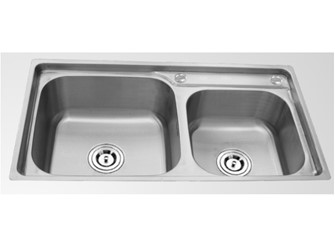 Chậu rửa chén Erowin 8043A