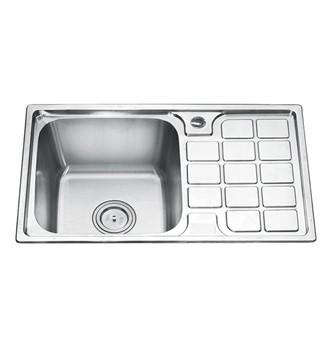 Chậu rửa chén Erowin 8048V INOX 304