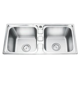 Chậu rửa chén Erowin 9848V SUS304
