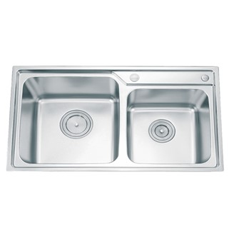 Chậu rửa chén INOX 304 Eurowin 7943
